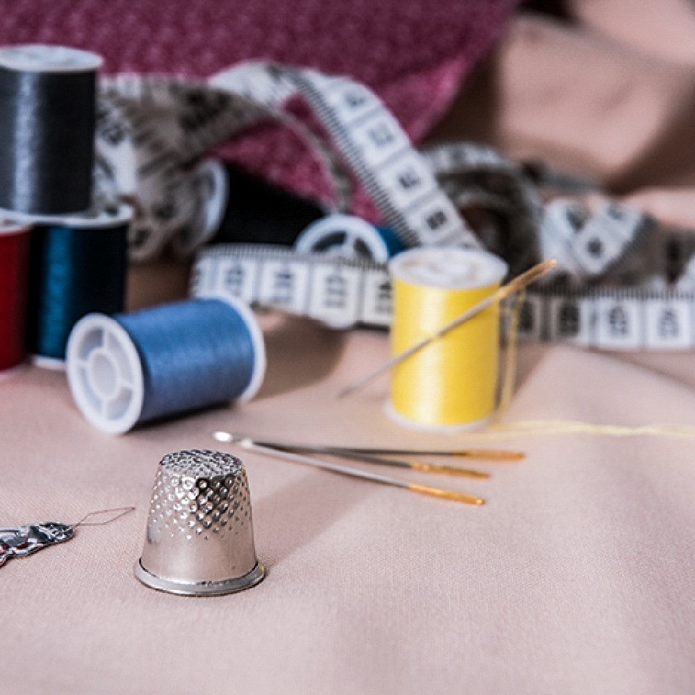 Haberdashery for all sewing and dressmaking